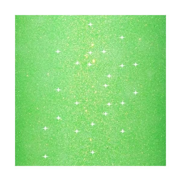 MacTac 9700 Translucent szer. 123cm/ Yellow Green-512