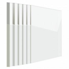 Płyty Polipropylen (PP) - Kanalikowy Czarny 2-5mm-1465