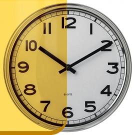 Rakla z filcem Żółta-840